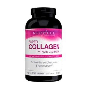 NeoCell Super Collagen + Vitamin C with Biotin