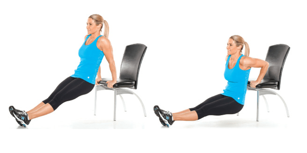 Excercises for Arm Fat