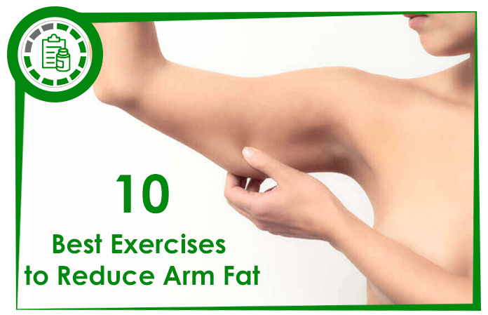 These 5 Exercises Will Help You Reduce Arm Fat In 2 Weeks
