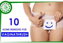 Vagina Thrush Home Remedies