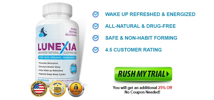 Buy Lunexia Sleep Aid Pills