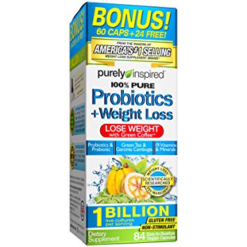 Over The Counter Probiotic Supplements For Weight Loss