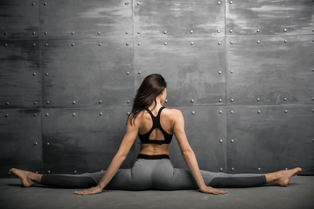 Best Wall workout for flat stomach