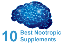 Best over the counter nootropic supplements