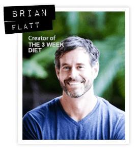 Brian Flatt 1 Week Diet