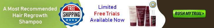 Keranique Shampoo Free Trial