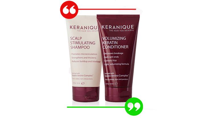 Keranique Shampoo Review