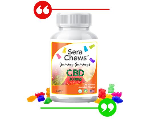 Sera Chews CBD Gummys Review