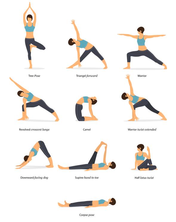 Yoga Exercises for Osteoporosis