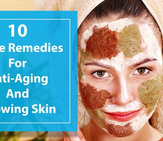 Anti ageing Home Remedies
