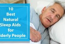 Best Natural Sleep Aid for Elderly People