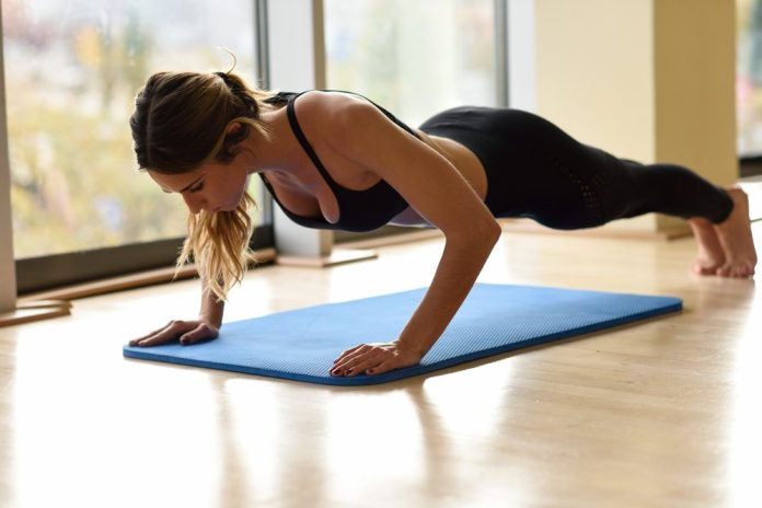 Best pushups for female starters