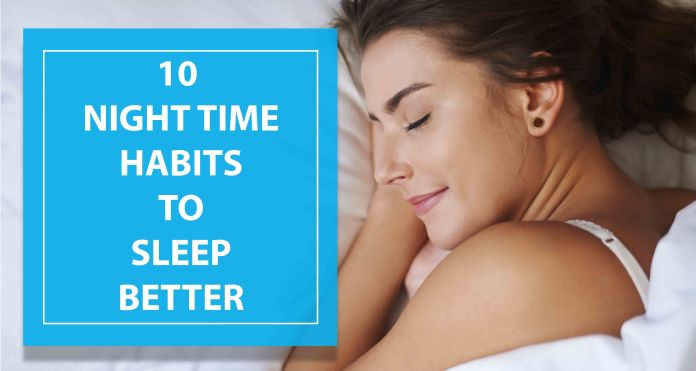 How to sleep Fast When You're Not Tired