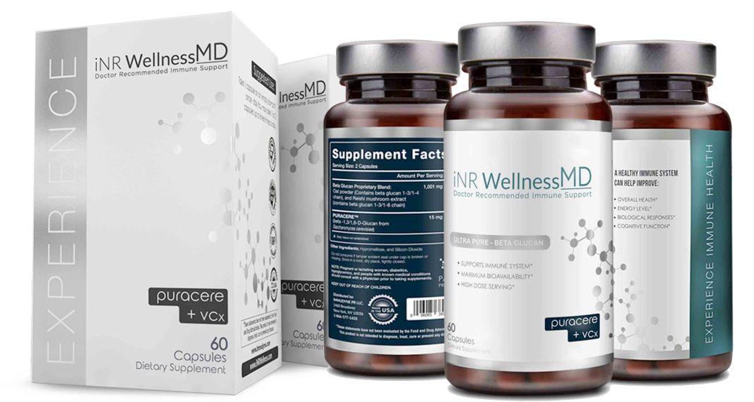 iNR Wellness MD Immune Support Pill