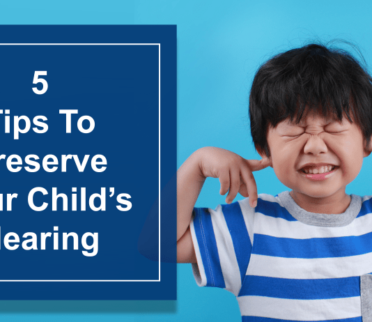 5 Tips To Preserve Your Childs Hearing During The Holidays