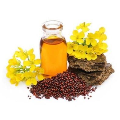 Apply Mustard oil