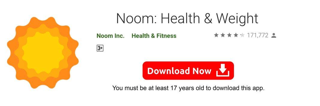 Noom App Free Download