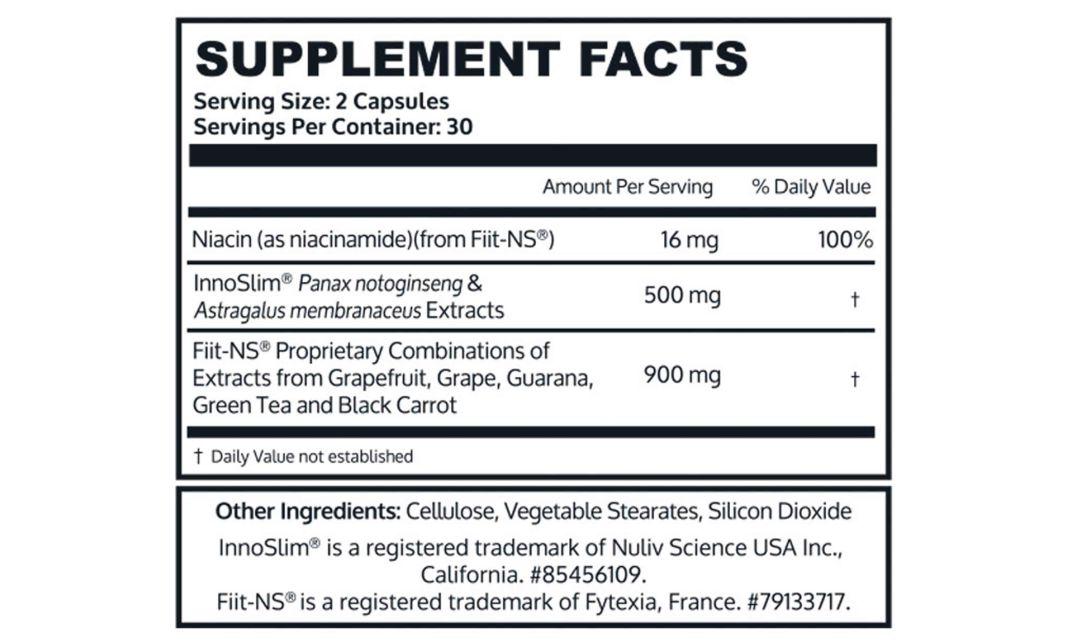 Panalean Ingredients