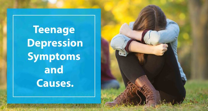 Teenage depression symptoms