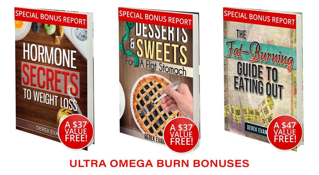 Ultra Omega Burn Bonuses