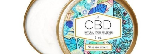 CBD Natural Pain Reliever by Shea Brand