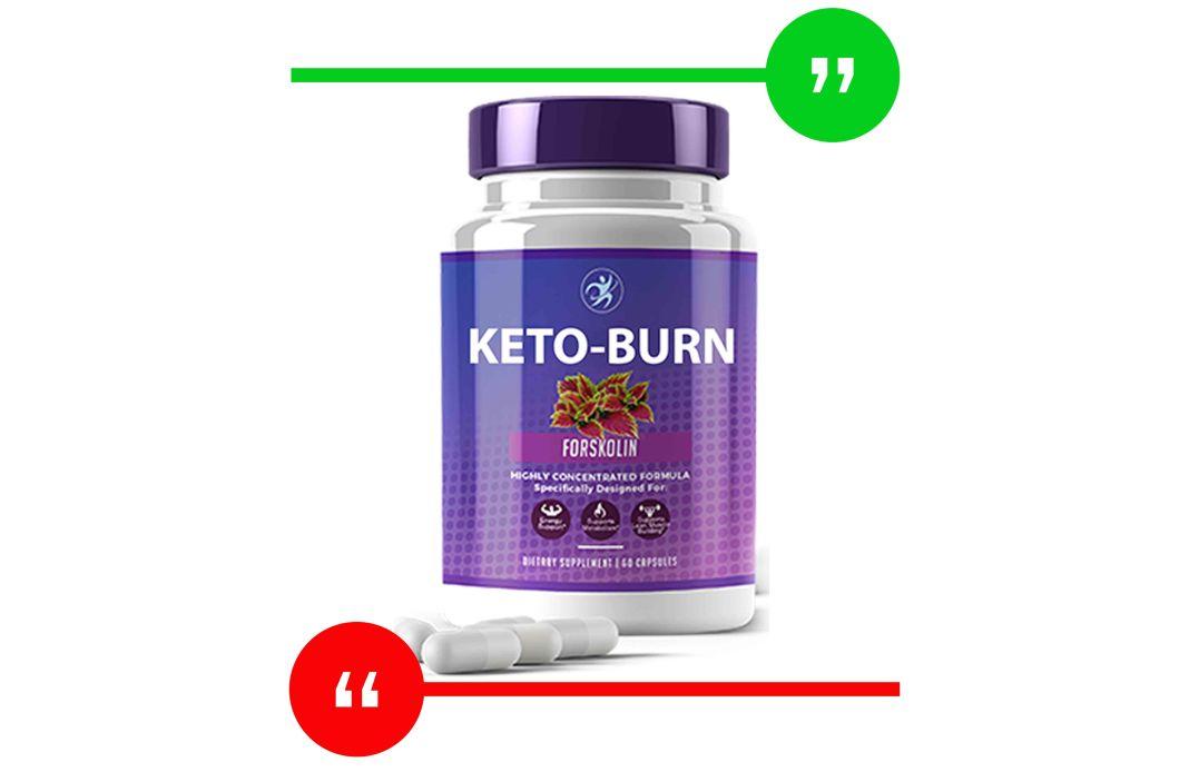 Keto Burn Forskolin Review