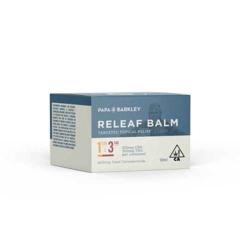 Relief Balm! By Papa & Barkley