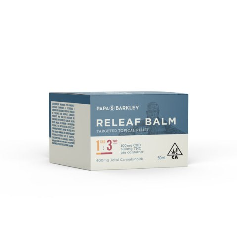 Relief Balm! By Papa & Barkley