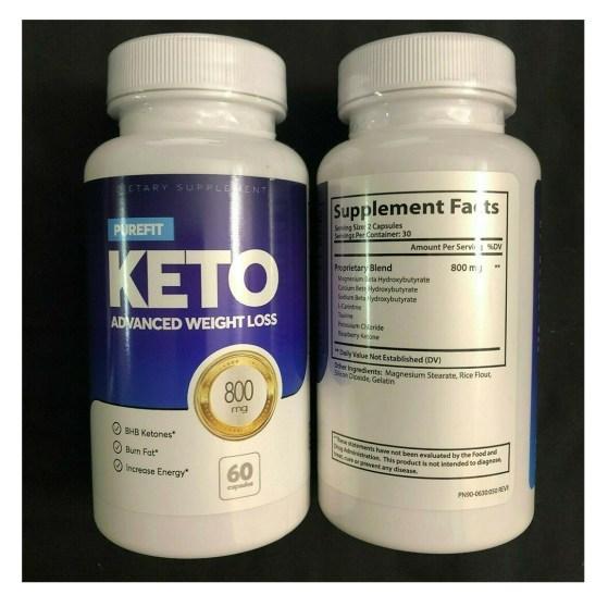 Purefit_Keto_ingredients