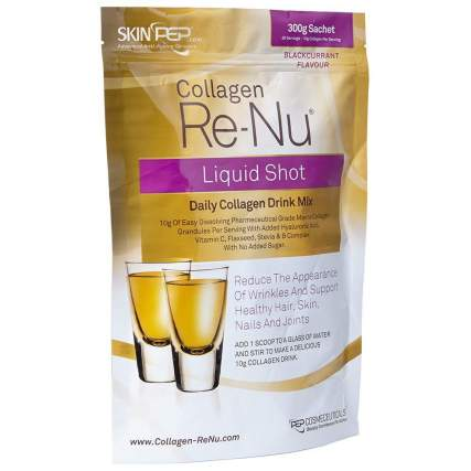 SkinPep Collagen Re-Nu Liquid Shot Sachet