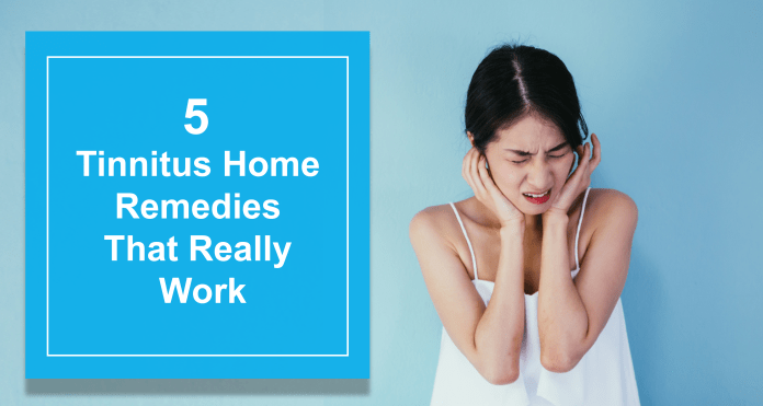 5 Tinnitus Home Remedies That Really Work