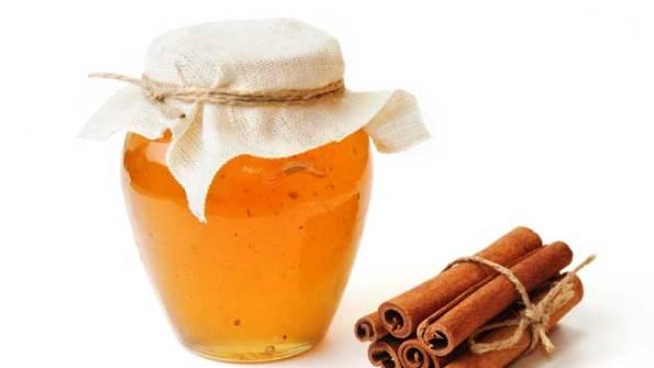 Honey and Cinnamon mask