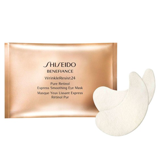 Shiseido Benefiance Express smoothing Face Mask