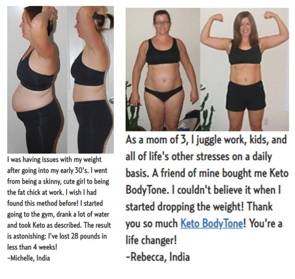 Keto Body Tone Customer Reviews