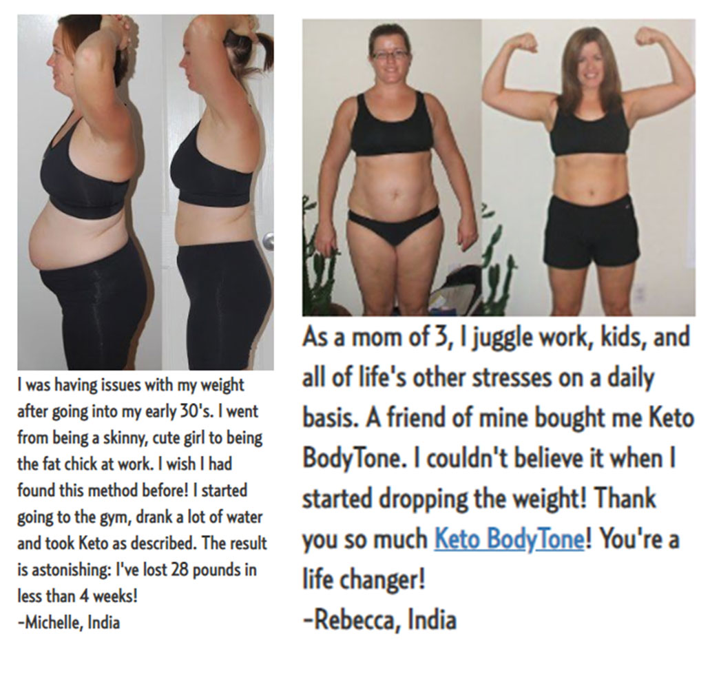 Keto Body Tone Customer Reviews