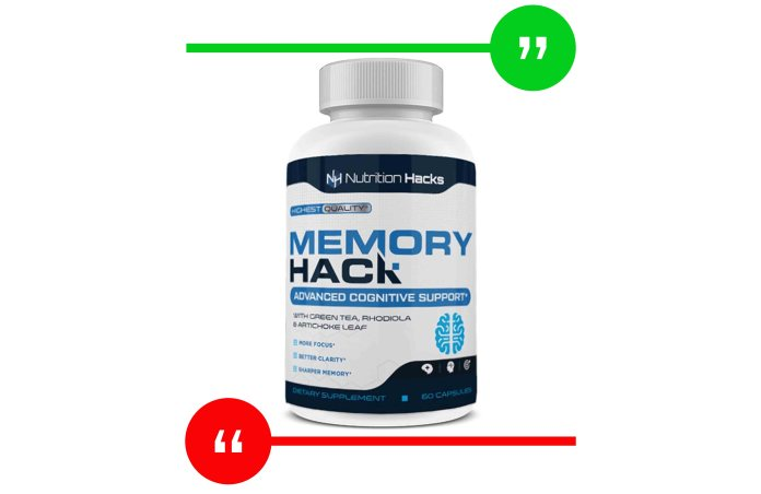 Nutrition Hacks Memory Hack review