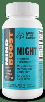 Mind Boost Night Formula