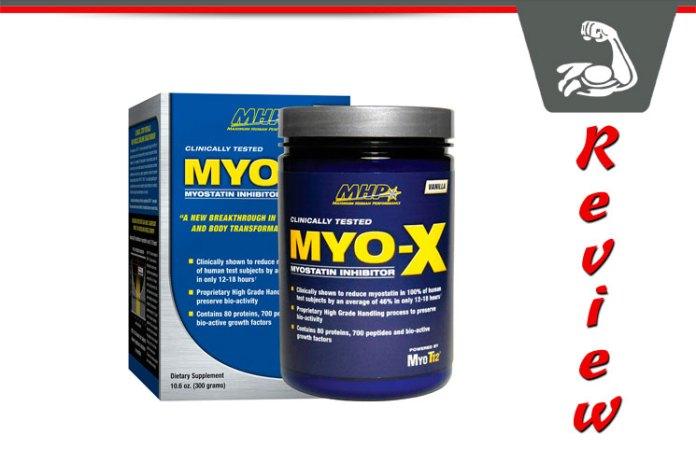 MYO-X Review