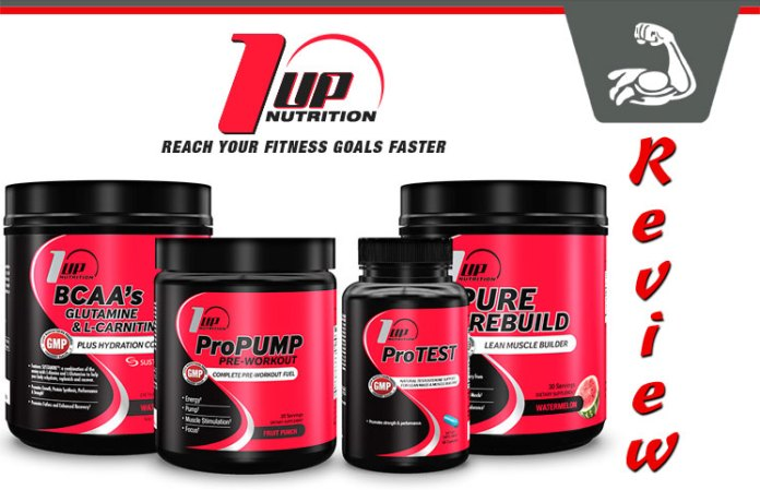 1 Up Nutrition – Quality Bodybuilding Supplements?
