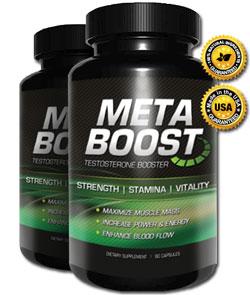 Meta Boost Testosterone Booster