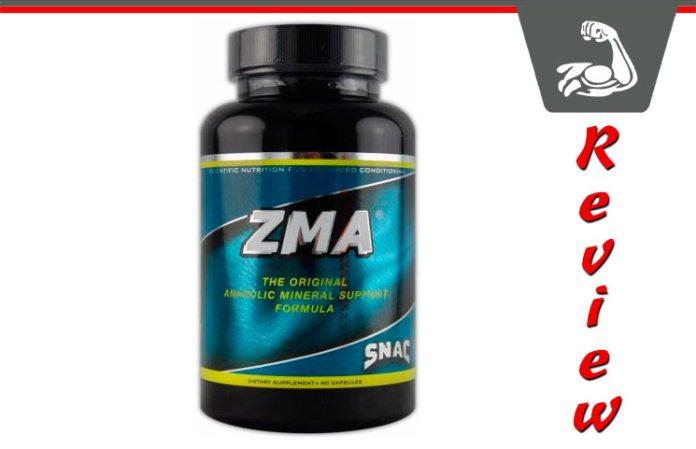 ZMA SNAC Nutrition