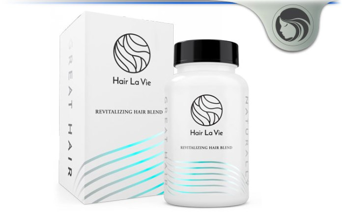 Hair La Vie Review Supplement For Revitalizing Your Hair