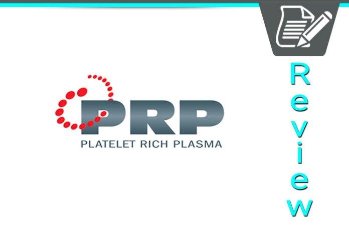 Platelet-Rich-Plasma