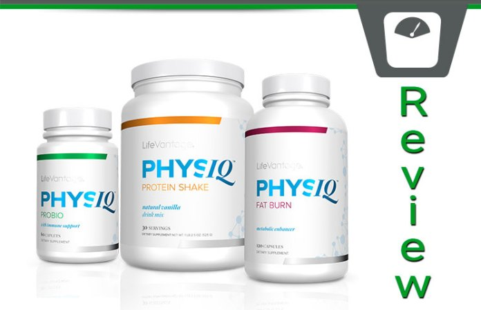 LifeVantage PhysIQ