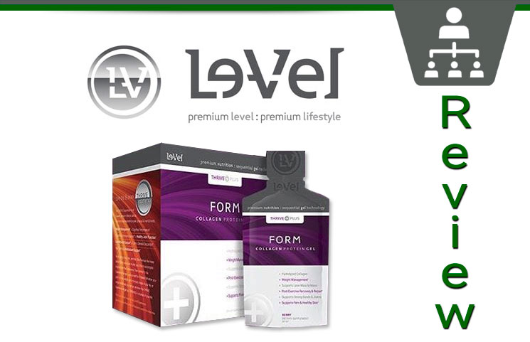 Thrive FORM Sequential Hydrolyzed Collagen Protein Review