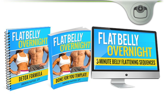 Flat Belly Overnight >> Andrew Raposo S Flat Belly Overnight Review Does It Work