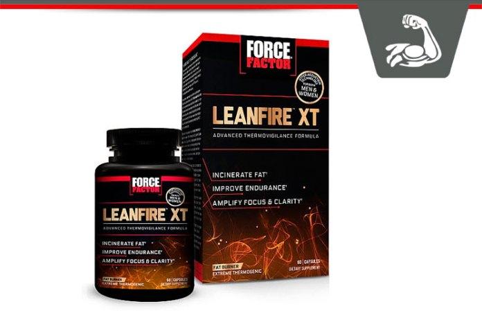 Force Factor LeanFire XT