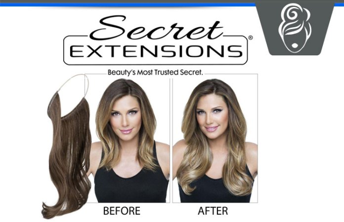 Secret Extensions Review Daisy Fuentes Natural Looking Long Hair