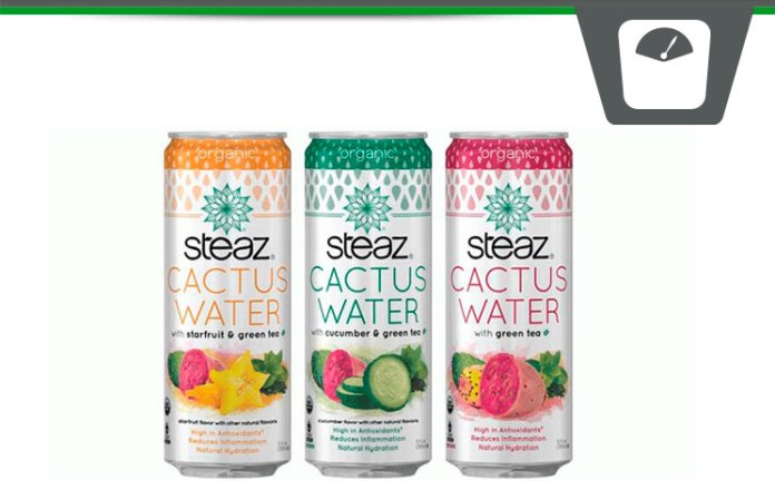 Steaz Cactus Water Review - Does This Bring The Desert To You?