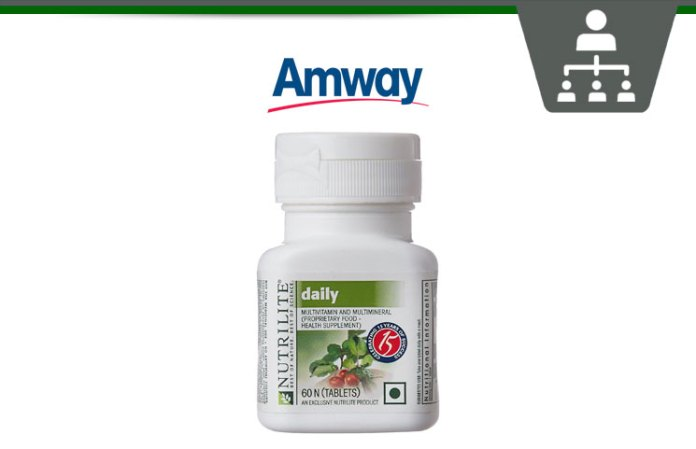 Amway S Nutrilite Daily Review Weight Loss Using Vitamins Revealed